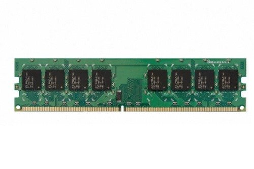 Memory RAM 1x 2GB Dell - Precision Workstation 470 DDR2 400MHz ECC REGISTERED DIMM | A0453787